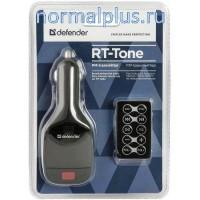 FM-трансмиттер Defender RT-Tone Пульт ДУ