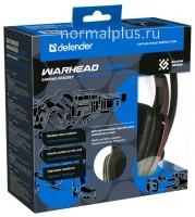 Игровая Гарнитура DEFENDER Warhead G-250, коричневые.длинна кабеля 2.5 метра