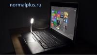 Лампа USB, LED для ноутбуков,гибкий светодиодный