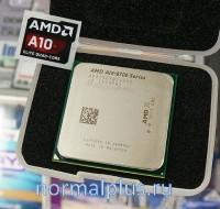 Процессор AMD/ FM2+/A10-Series PRO A10-8750/ 3,6-4.0 МГц /Quad-Core(под заказ)