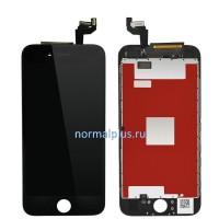 Дисплей с сенсорным экраном в сборе для iphone 6 (чёрный)стекло в подарок!