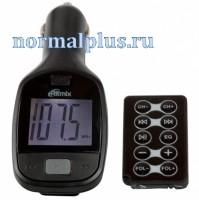 Автомобильный FM-трансмиттер Ritmix FMT-A705