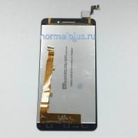 Сенсорный Экран + ЖК-Дисплей для Lenovo A5000,Черный