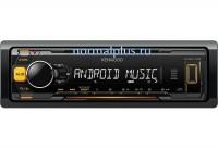 Автомагнитола Kenwood KMM-103AY /FM/AM/4 x 50 wt/USB/MP3, WMA, WAV, FLAC