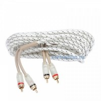 Межблочный  кабель KICX  ACC-FRCA25  RCA-5 м