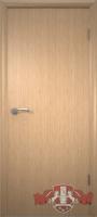 Межкомнатная дверь «Соло» глухая (светлый дуб)