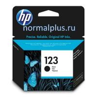 Картридж струйный HP 123 (F6V17AE)