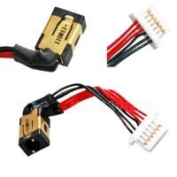 Разъем питания кабелем для Samsung 3 серии NP305U1A-A08US.NP300U1ANP305U1A
