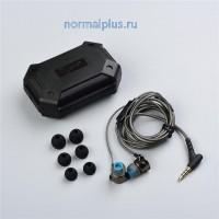 Наушники QKZ DM7 вакуумные,32Ω,8 - 22000 Гц,120±2dB,1.2 м