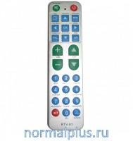 Пульт универсальный для телевизоров UNI RTV-01