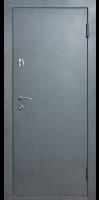 Дверь металлическая входная ТИТАН-852 (венге-белёный дуб) 2050×880×960×100мм