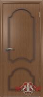 Межкомнатная дверь «Кристал» глухая (светлый дуб)