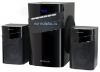 Колонки  2.1 Defender X400 40Вт, Bluetooth, FM/MP3/SD/USB