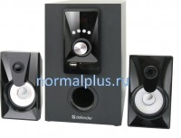 Колонки  2.1  Defender X100 (аудио система) 10W Bluetooth, FM/MP3/SD/USB.