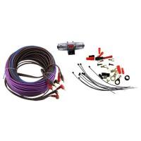 Комплект кабелей для установки 4-КАНАЛЬНОГО УСИЛИТЕЛЯ URAL (УРАЛ) 8GA-BV4KIT