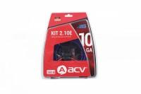 Комплект для подключения 2 канального усилителя ACV KIT 2.10E