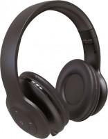 Наушники Perfeo SOLE полноразмерные, беспроводные с микрофоном, черные.