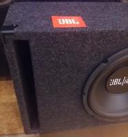 Сабвуфер активный K-4.3 динамик 12 д.1200 watt  JBL GT-X1200