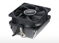 Вентилятор для CPU Deepcool CK-AM209 Soc-AM2/AM3/AM4/FM1/FM2 3pin 28dB Al 65W (подходит на все AMD)