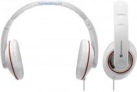 Наушники Soundtronix S-415 белые,полноразмерные,32 Ом,105 дБ/кГц,20-20000Гц,кабель 1.2 м