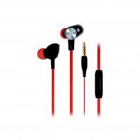 Наушники с микрофоном NN CX620 Красные