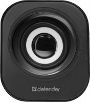 Колонки 2.1 Defender Z6, 2x3W+5W, USB, (черный)