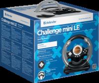 Игровой руль Defender Challenge Mini LE