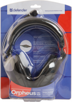 Гарнитура Defender Orpheus HN-898, кабель 3 метра