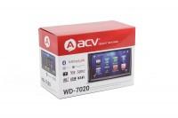 Автомагнитола ACV WD-7020 с Bluetooth