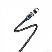 USB КАБЕЛЬ BOROFONE BU16 MAGNETIC SKILL MICRO (1,2M) BLACK