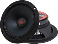 Колонки автомобильные Kicx Gorilla Bass GBL65 200Вт 90дБ 4Ом 16см (6.5д) мидбас