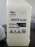 Клей HORN-700 WHITE (1 литр)