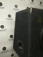 Сабвуфер пассивный K-4.21 от K-4 SOUND (HANDMADE), динамик URAL (УРАЛ) MOLOT 10