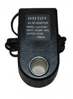Адаптер питания прикуриватель c 220 на 12 вольт LLA12100D
