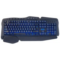 Клавиатура Perfeo«STRIKE» Multimedia, GAME DESIGN с подсветкой 3 цветов USB