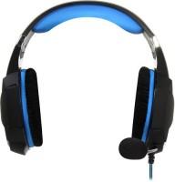 Игровые наушники Smartbuy Rush Viper  черный/синий