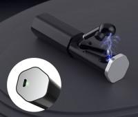 Наушники TWS TW50 беспроводные Bluetooth 5.0  чёрная