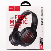 Bluetooth-наушники Hoco W23 Brilliant sound wireless (чёрные)