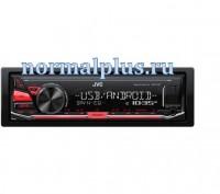 Автомагнитола JVC KD-X141/4 x 50W/MP3/FLAC/WMA/WAV/AUX 3.5/USB