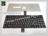 Клавиатура для ноутбука DNS,Clevo модель:MP-03753U4-430/MP-03753US-121