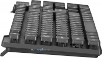 Клавиатура Defender OfficeMate HB-260 RU Black USB