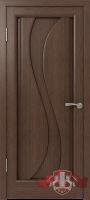 Межкомнатная дверь «Валенсия» глухая (венге)
