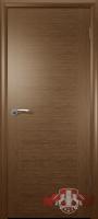 Межкомнатная дверь «Рондо ДГ» глухая (венге-орех-белёный дуб)