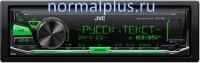 Автомобильный ресивер JVC KD-X143  50 Вт на 4 канала
