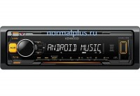 Автомагнитола Kenwood KMM-103AY /FM/AM/4 x 50 wt/USB/MP3, WMA, WAV, FLAC