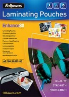 Плёнка для ламинирования Fellowes ImageLast 100хA5 , 80 Micron