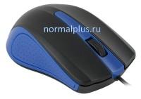 Мышь Oklick 225M (1200dpi,2 кнопки,USB)