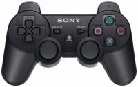 Геймпад беспроводной Bluetooth джойстик для PS-3 чёрный