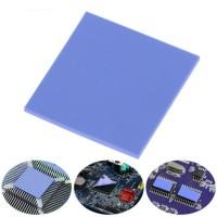 Теплопроводящая прокладка силиконовая 30х30х2мм